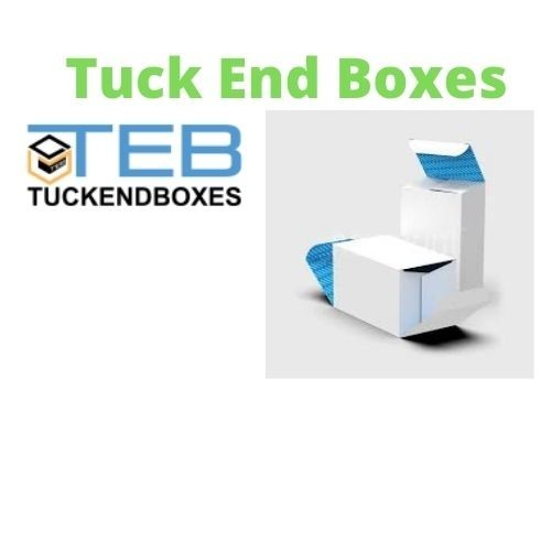 Tuck end boxes wholesale in USA