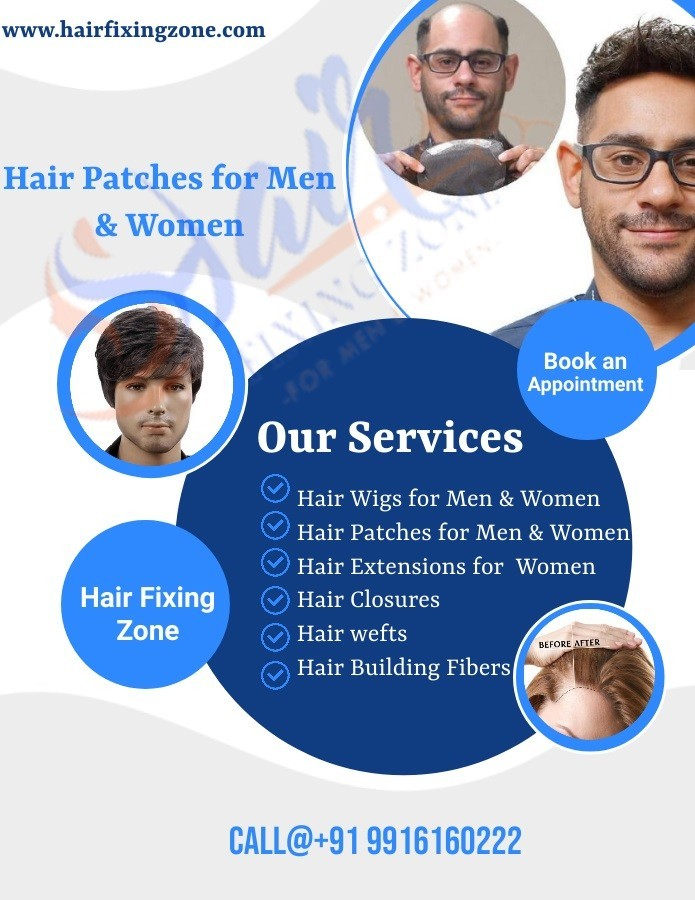 High Quality Hair Patches