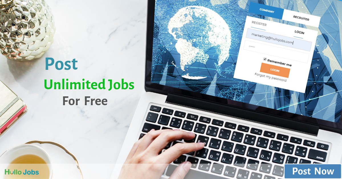 Best Place for Recruiters to Post Online Jobs