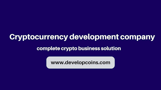 cryptocurrency development service
