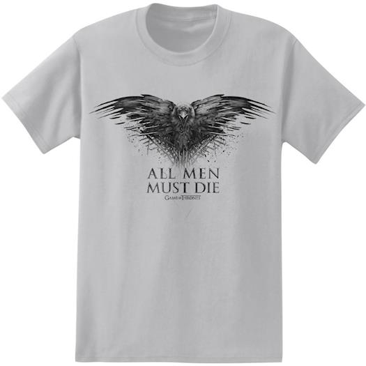 Game of Thrones (GoT) Tees for sale on GoodVibes7.com
