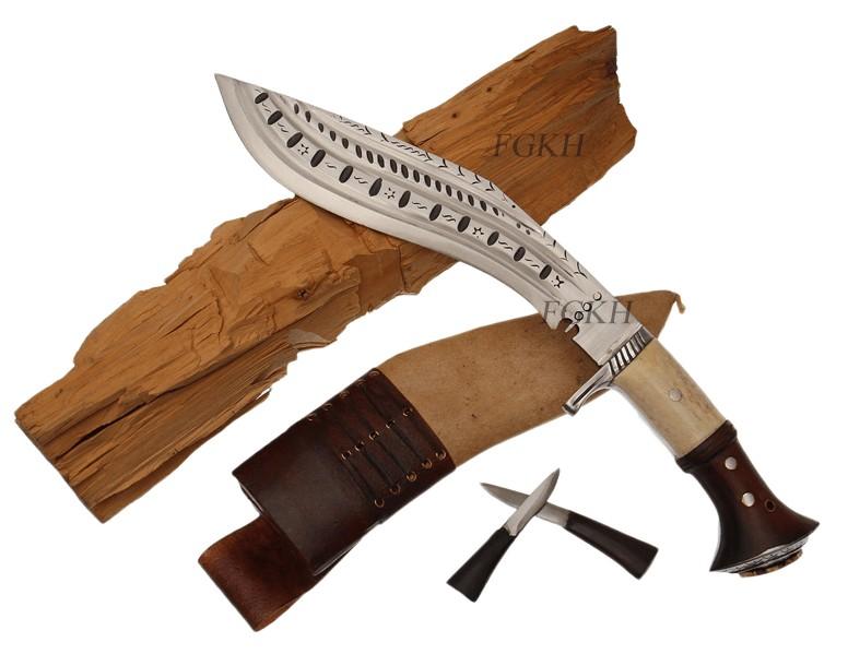 Tactical Kukri Knife