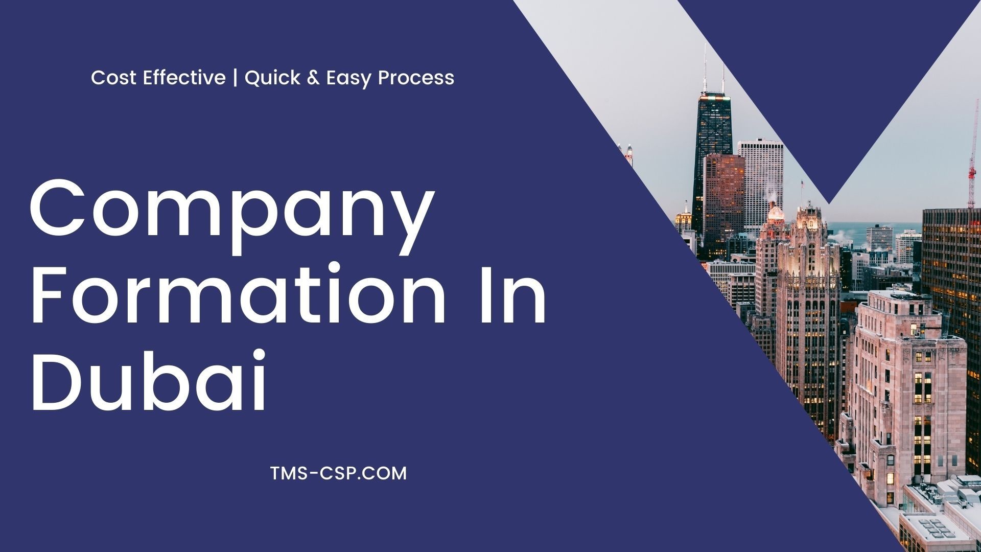 Get the best service of company formation in Dubai