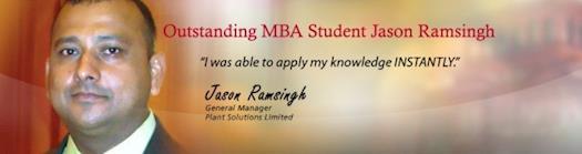 Business administration courses Trinidad