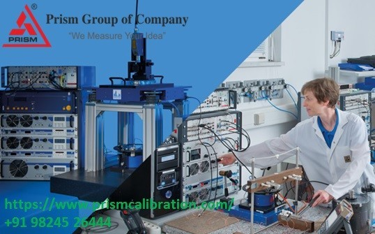 Calibration System Concept Ahmedabad - Prism Calibration Ahmedabad