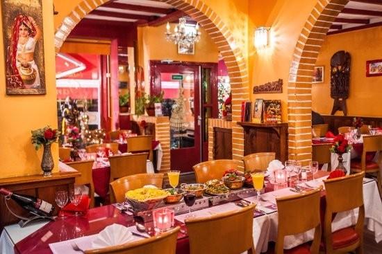 Ganesha Dining Indiase Restaurant, Amsterdam