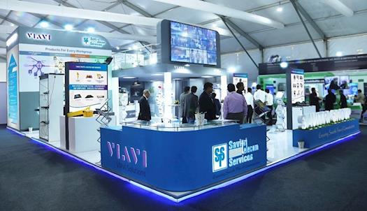 Savitri Telecom Exhibition