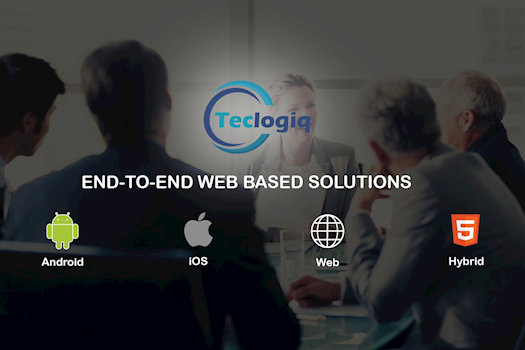 Teclogiq - Web and Mobile App Development Company