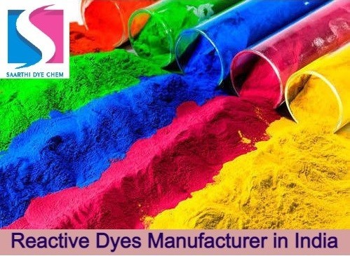 Reactive Dyes Manufacturer in India