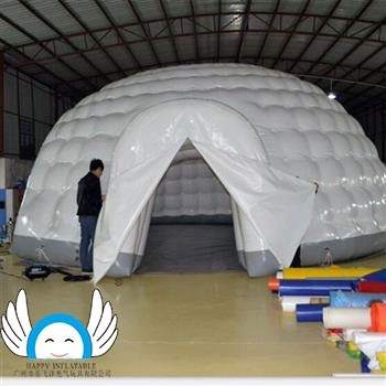 Lefeiyang China inflatable factory wholesale new design inflatable outdoor party tent