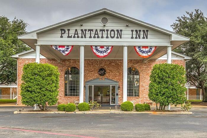 Hotel in Granbury, Texas