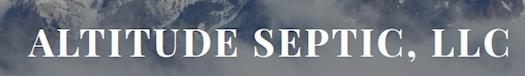 Altitude Septic Logo
