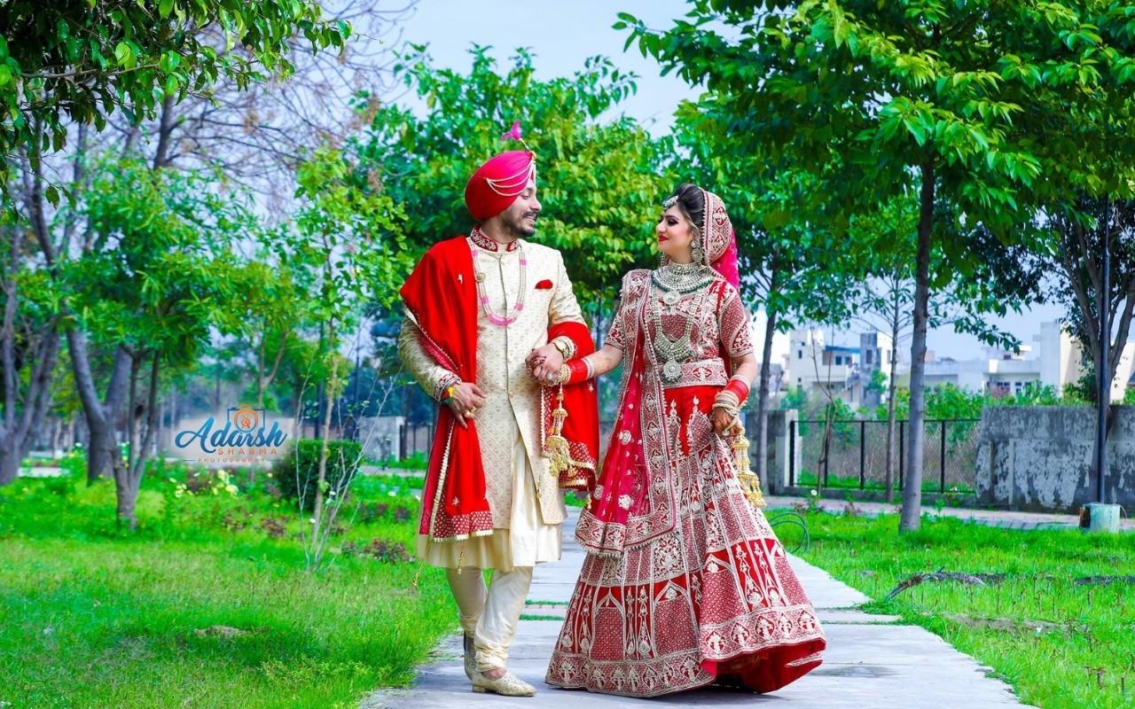 Best Wedding Photographer in Amritsar