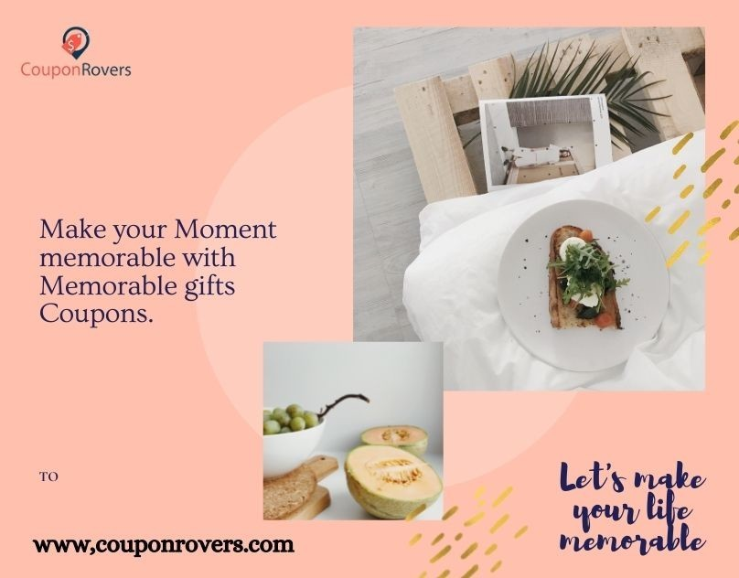 Memorable Gifts Coupons