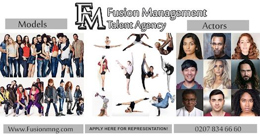 Fusion Management Talent Agency