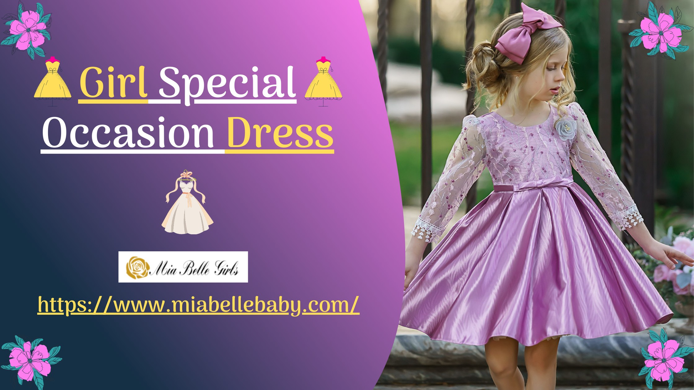 Girl Special Occasion Dress