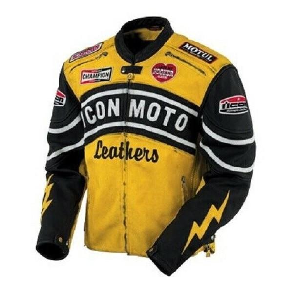 Ducati Corse Alpinestars Team 18 Leather MotoGP Jacket