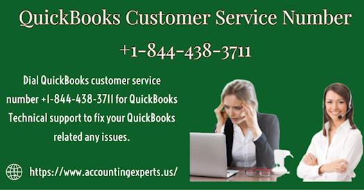 QuickBooks Support +1-844-438-3711