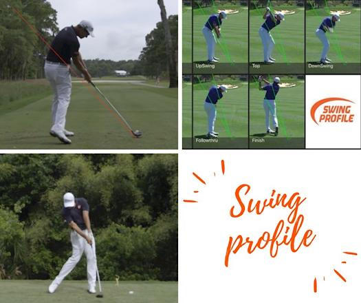 Get Your Golf Swing Sequence |Swing Profile