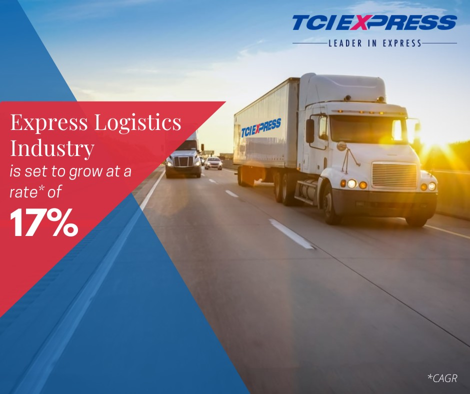 Biggest express logistic company in India