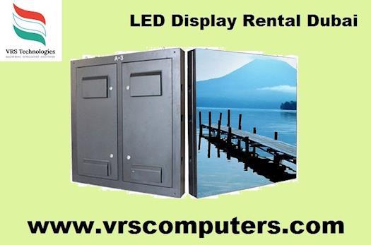 LED Display Rental Dubai