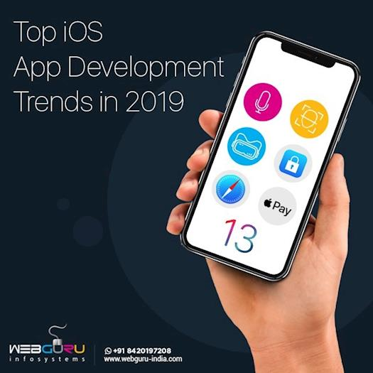 What are the top iOS App Development Trends For 2019?