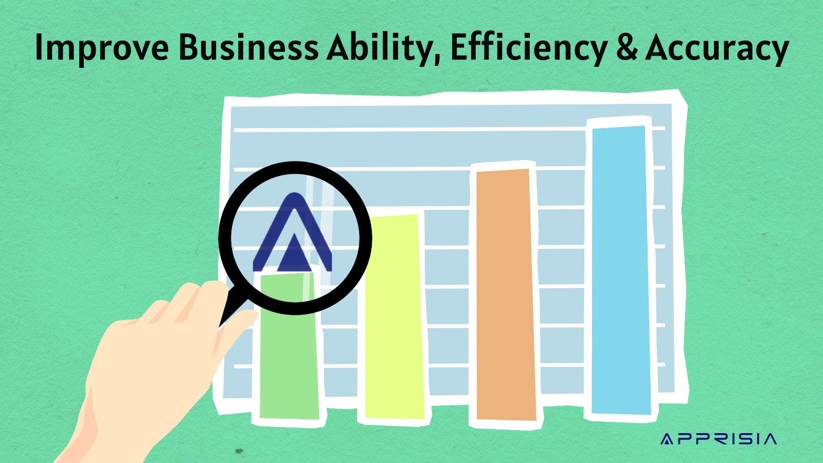 Improve Business Transaction Ability, Efficiency and Accuracy