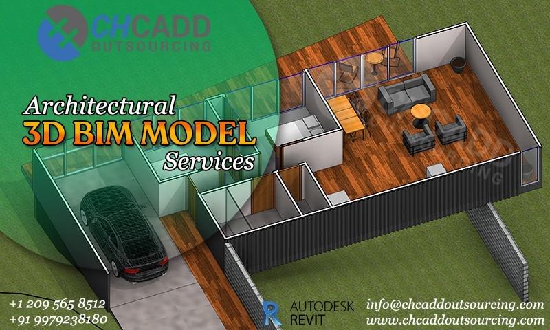 3D BIM Models