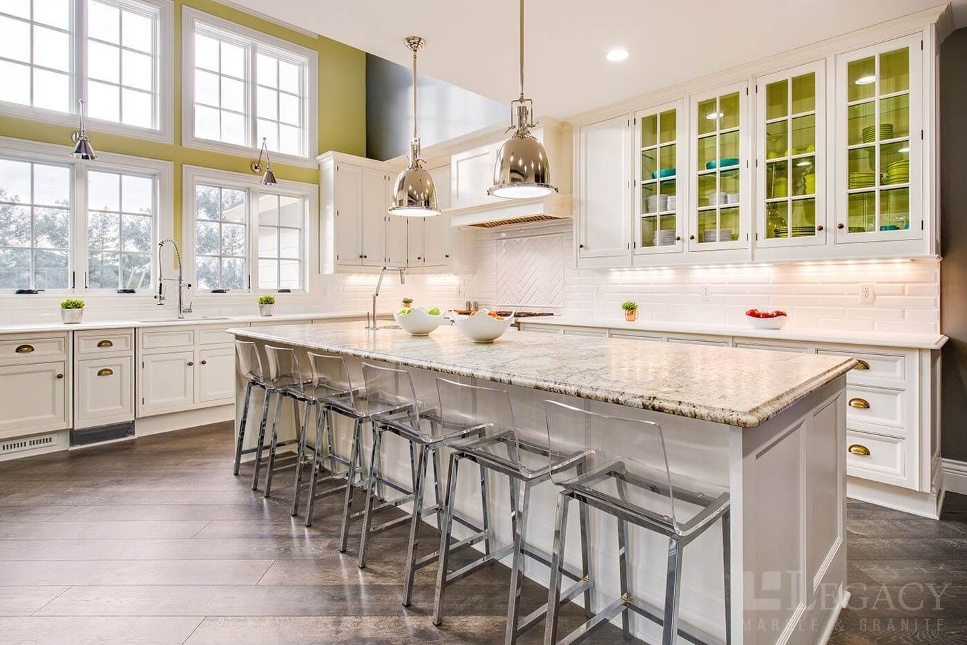 Looking Kitchen Countertops Lima | Legacymarbleandgranite.com