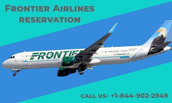 Frontier Airlines Reservation
