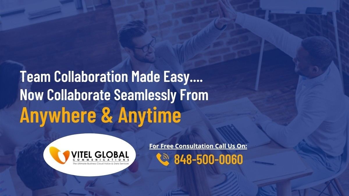Now Collaborate Seamlessly From Anywhere At AnyTime