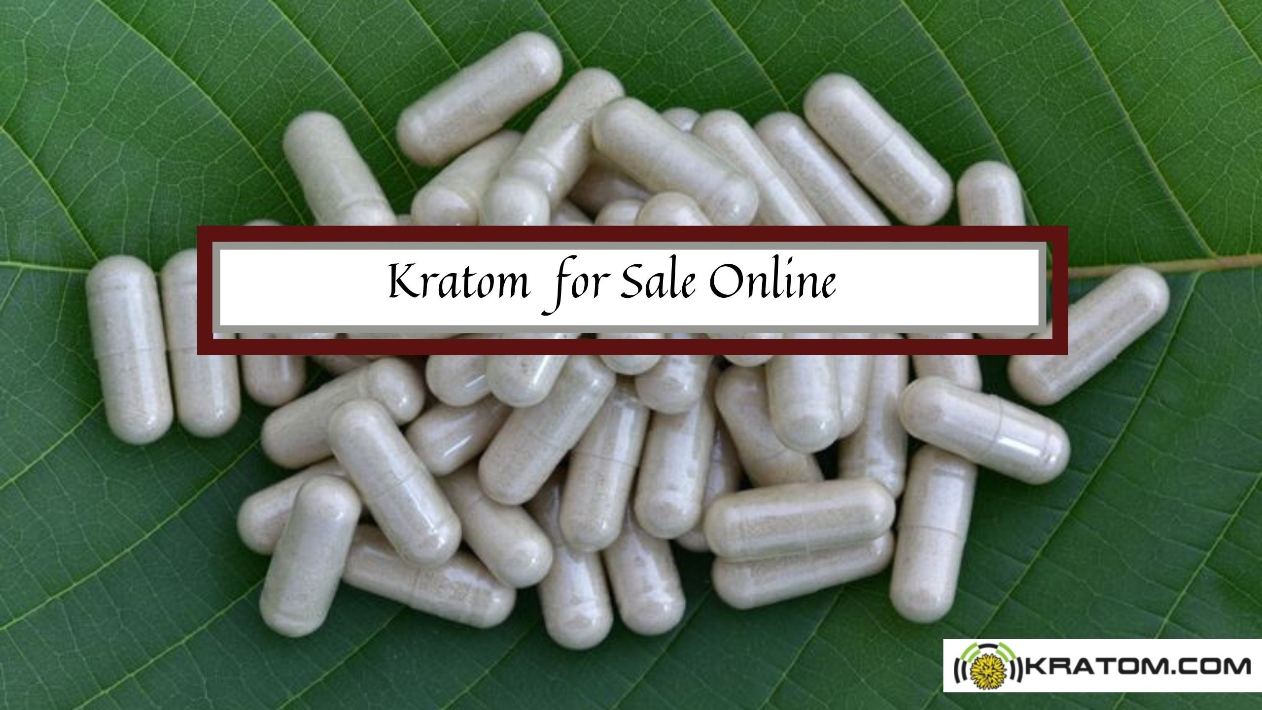 Kratom Capsules: The Means To Carry The Freshness Of Kratom In Its Purest Form