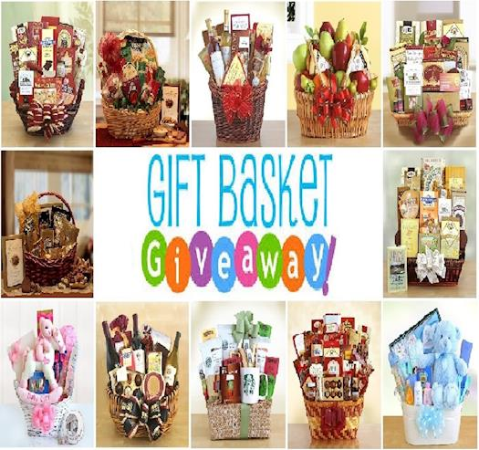 Win A Free Gift Basket!