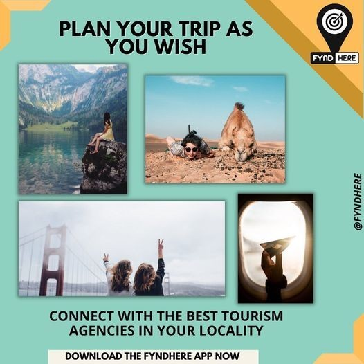 Travel with Fyndhere