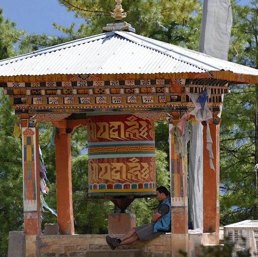 Paro - Tigers Nest Bhutan