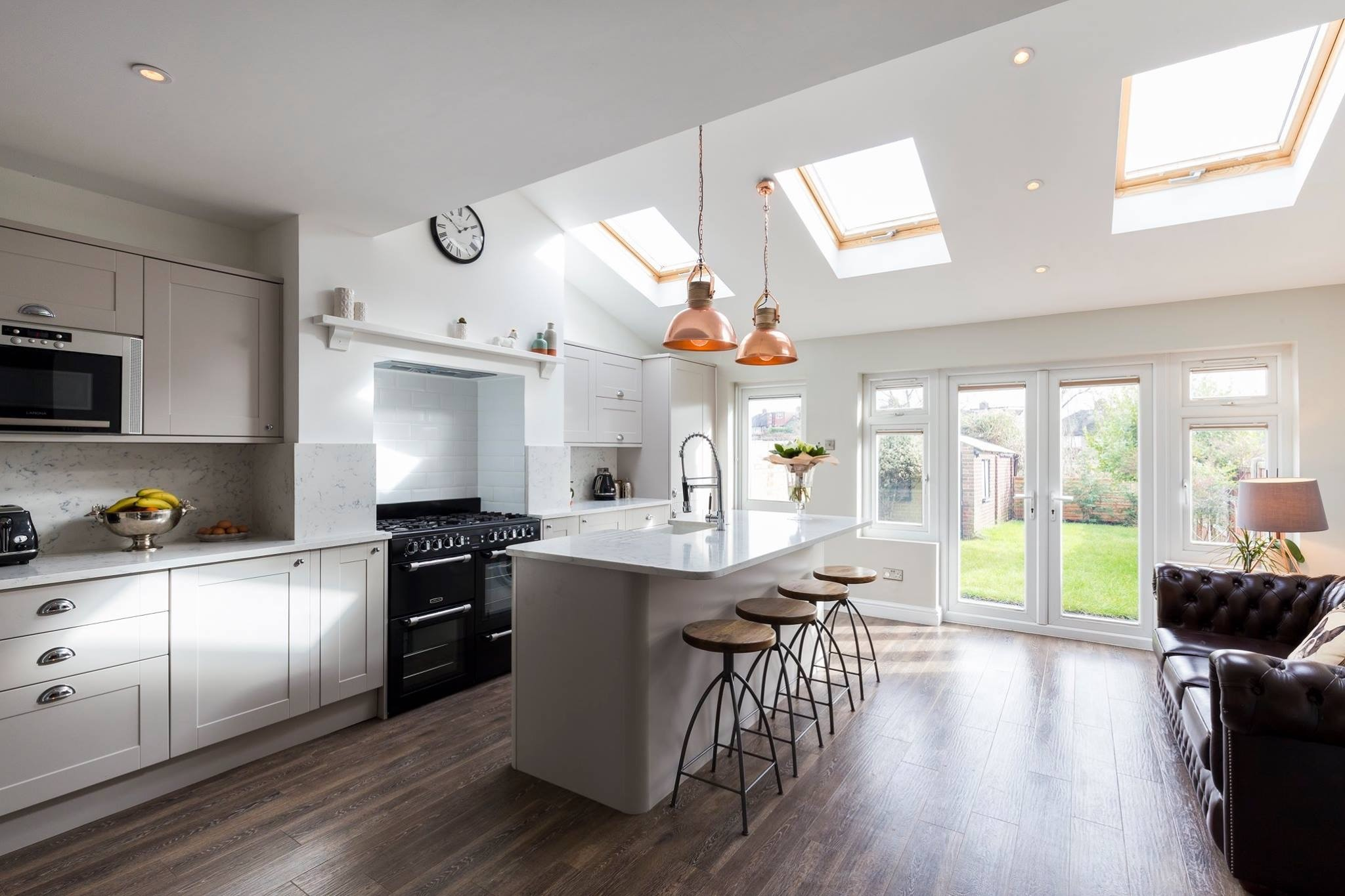 Kitchen Extension & Refurbishment in Herne Hill, London SE24