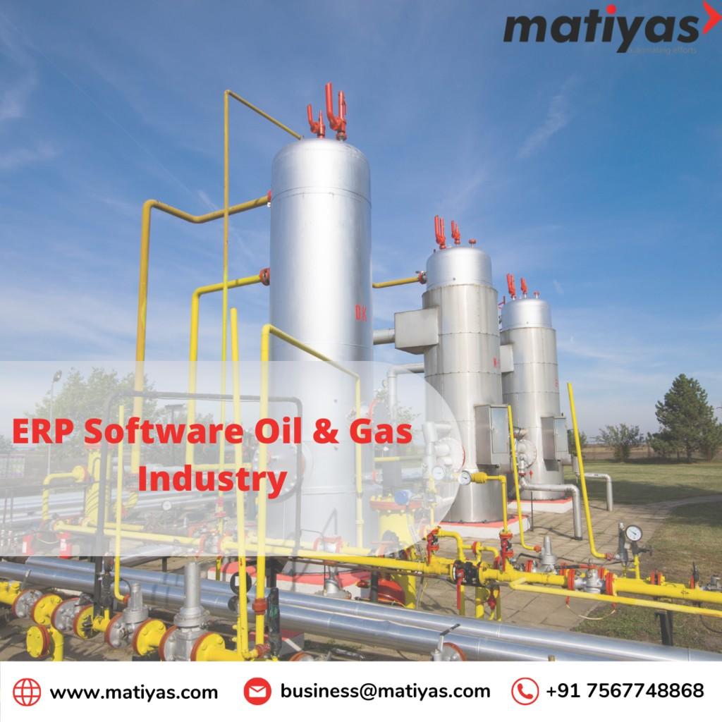 ERP Software Oil & Gas Industry Oman Kuwait | Digital Transformation Oil & Gas