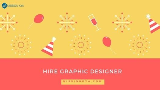 Find and Hire graphic designers with Missionkya