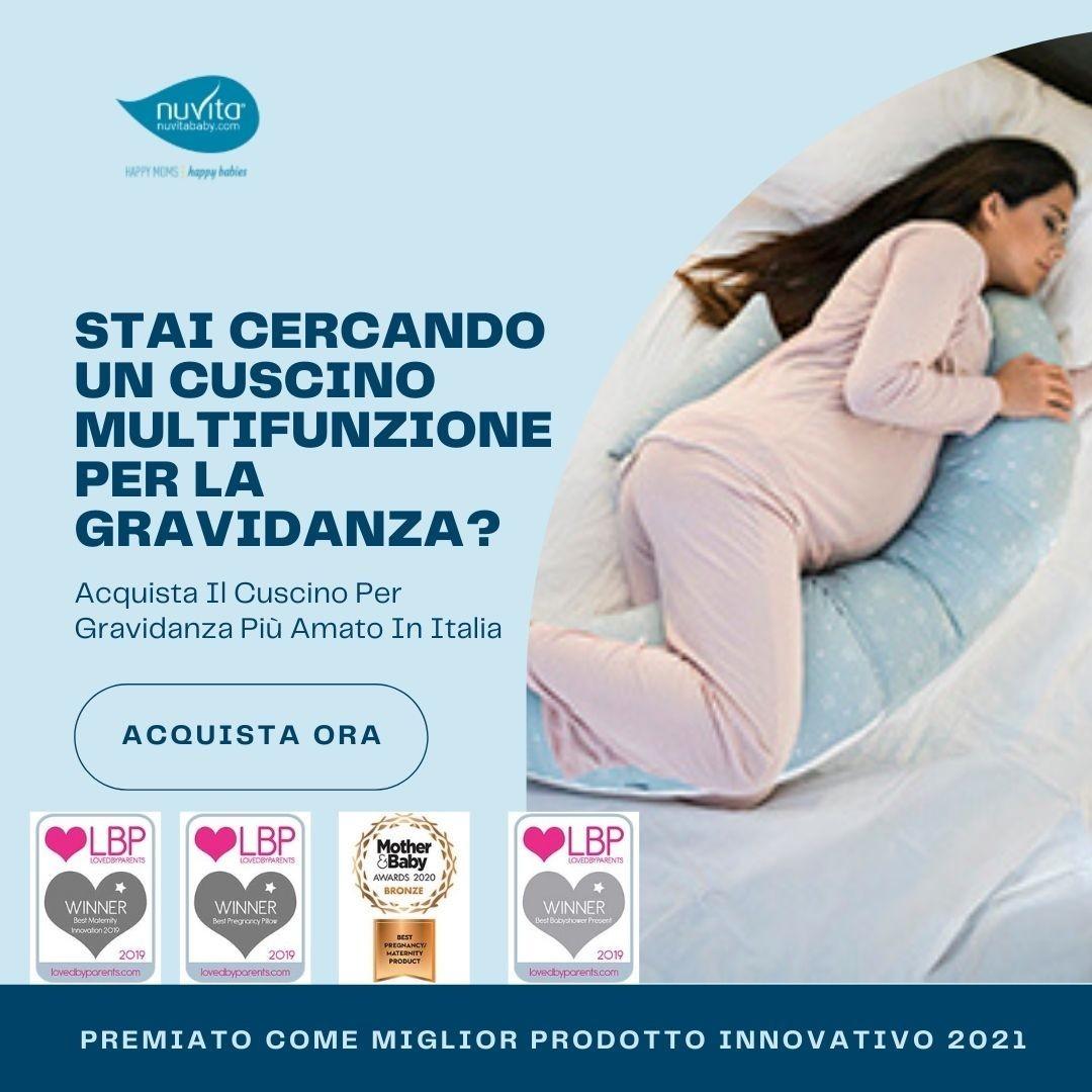 Cuscino Gravidanza 12 In 1 - Stai Cercando il Miglior Cuscino per Gravidanza?