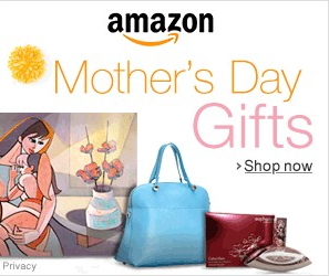 Mother's Day Gifts May 11, 2014
