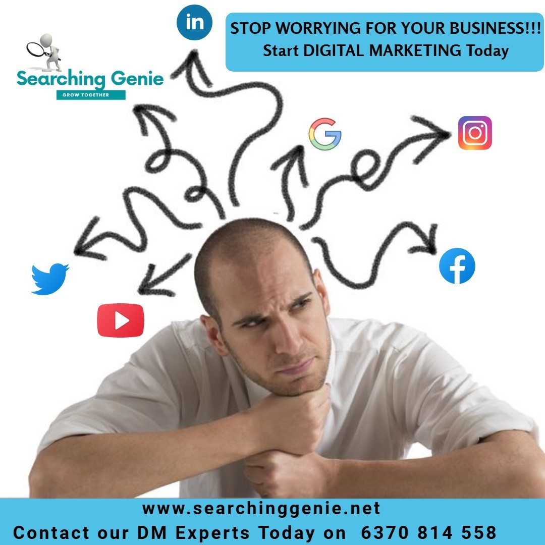 Digital Marketing For Any Type Of Business