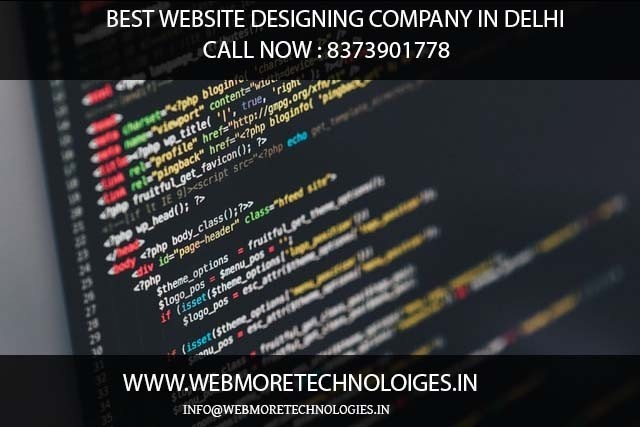 web designing company in south delhi