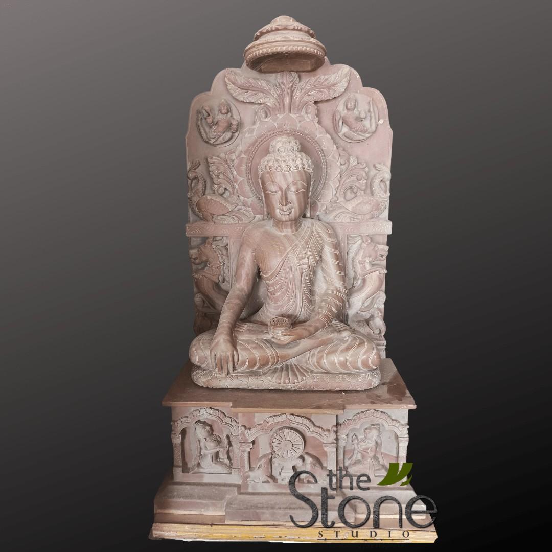 Best Carved Buddha Stone Statue
