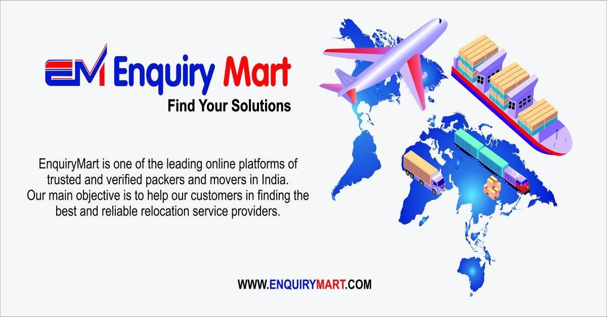 EnquiryMart Cover