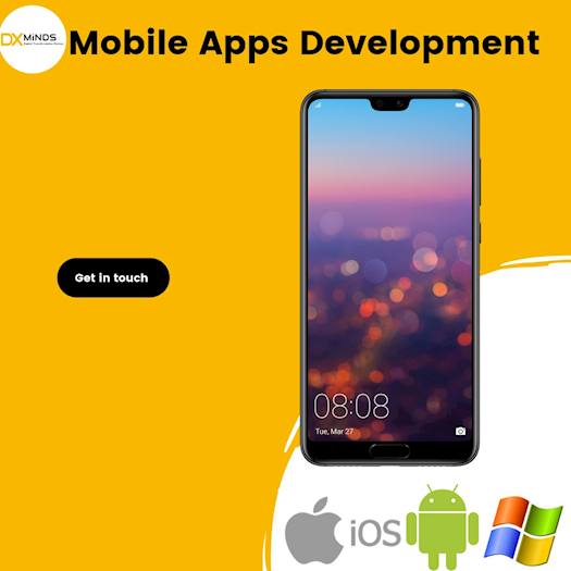Top Mobile app development company in Lucknow