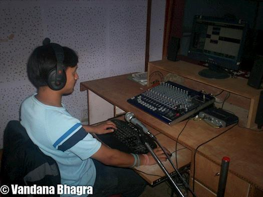 Radio Jockey courses At panwarinstitutions