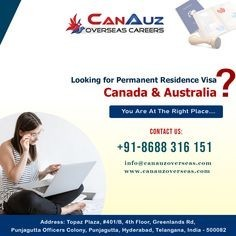 Australia Immigration Consultants in Hyderabad