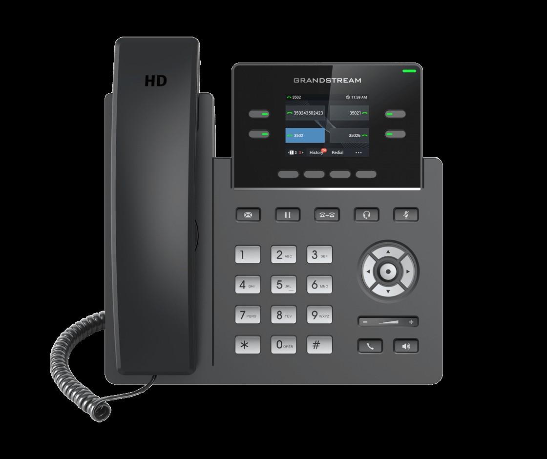GRP2612 Carrier-Grade IP Phones