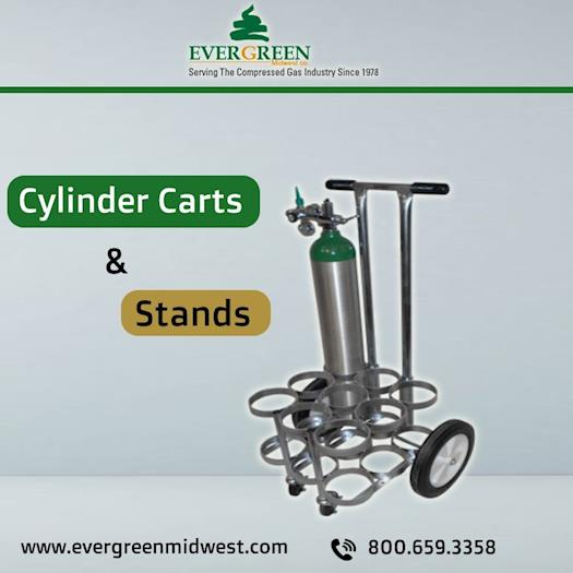Cylinder Carts and Stands