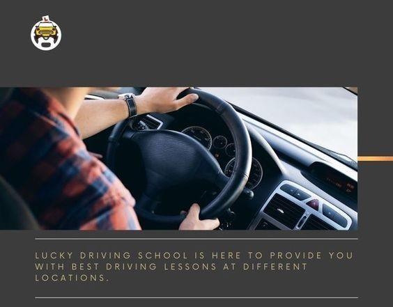 lucky driving school